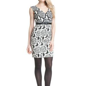 Plenty by Tracy Reese Floral Jacquard Sheath Dress